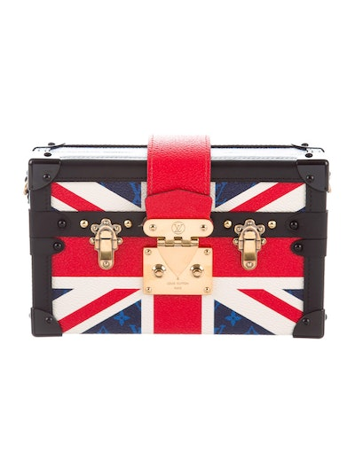 Louis Vuitton Limited Edition 2018 Royal Wedding Petite Malle