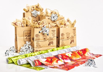 Chipotle Wrapping Set