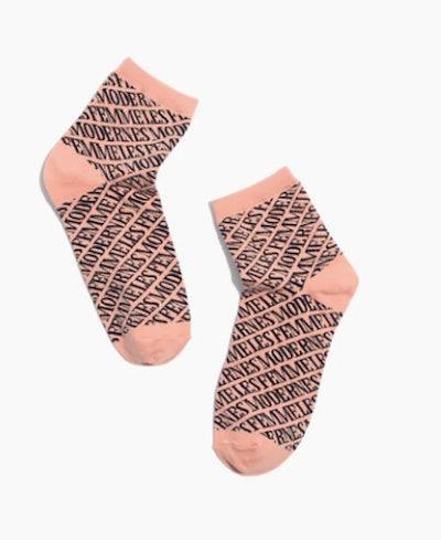 Les Femmes Modernes Ankle Socks