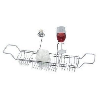 Taymor Chrome Indulgence Bathtub Caddy