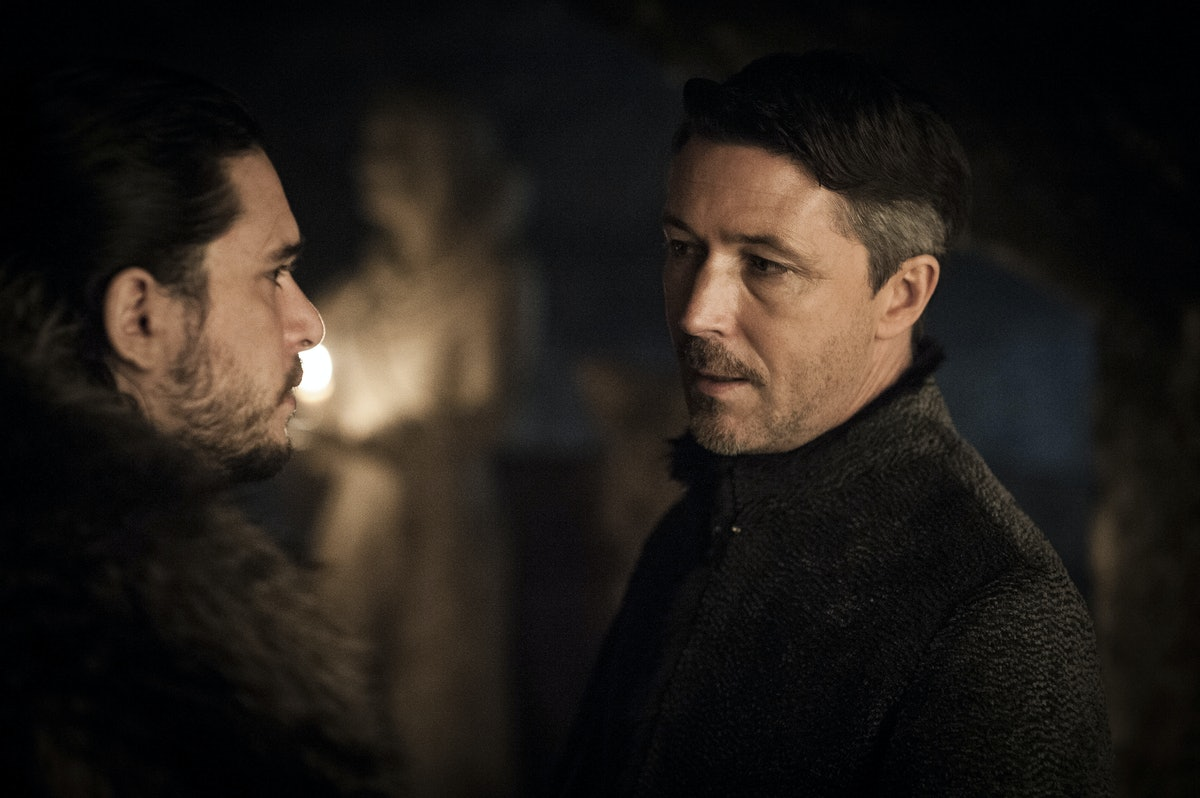 'Game Of Thrones' Season 8 Shouldn't Have A Happy Ending, According To Aidan Gillen
