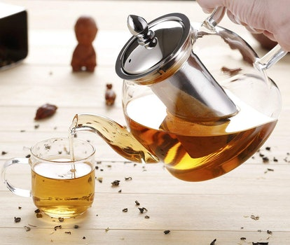 Hiware Glass Infusion Teapot