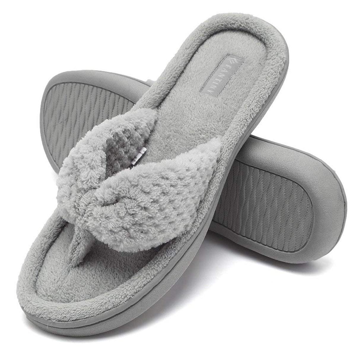 Fantiny Memory Foam Slippers