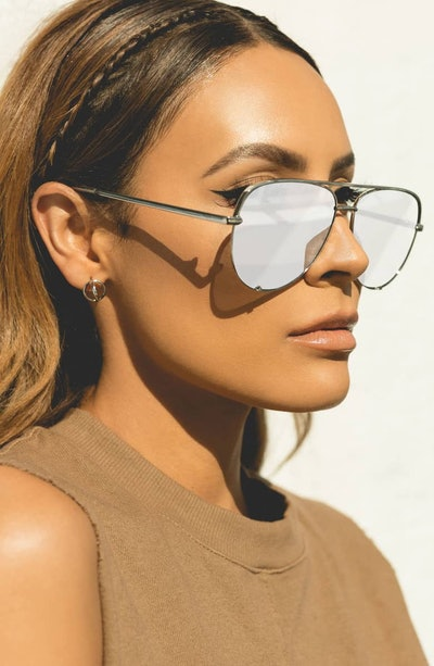 Desi Perkins Aviator Sunglasses from Quay Australia