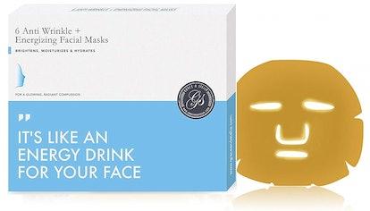 Grace & Stella Gel Collagen Facial Masks