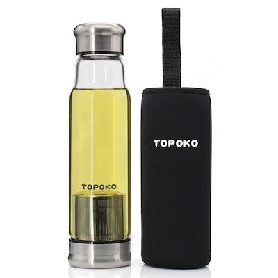 TOPOKO Tea Infuser Bottle