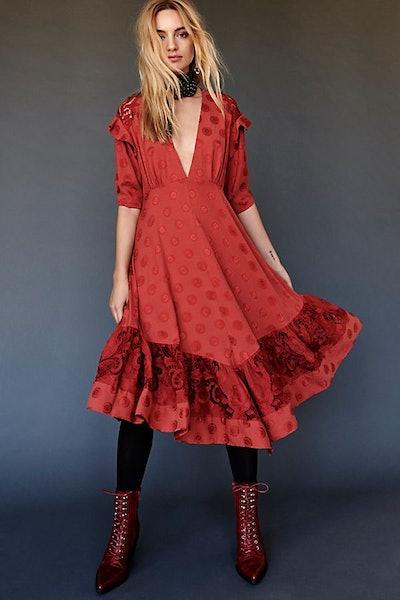 Stevie Midi Dress