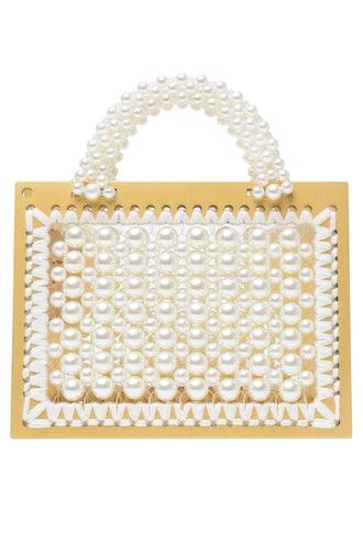 Small Beaded Bag