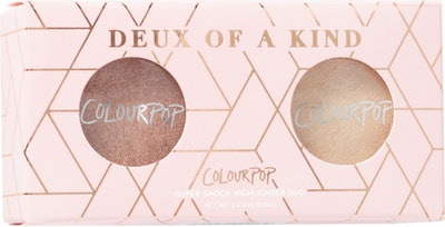 ColourPop Deux Of A Kind Super Shock Highlighter Duo