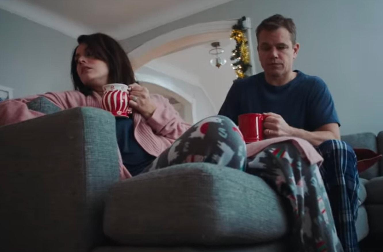 Matt Damon Snl Christmas.Matt Damon S Snl Skit About Christmas Will Hilariously Hit