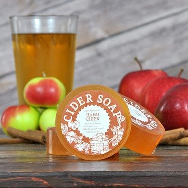 Beer Soap Hard Cider Soap