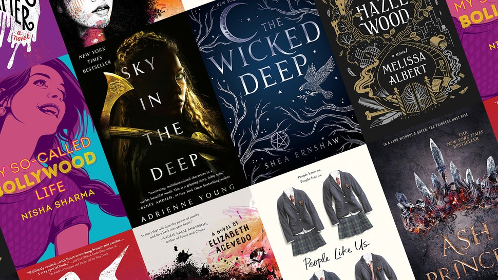 30 Young Adult Debut Novels From 2018 That Prove First Time Authors