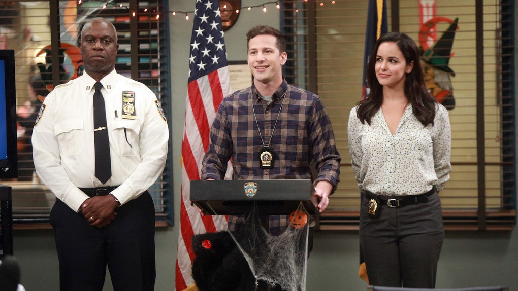 'Brooklyn Nine-Nine' was able to use bleeped curses as part of its jump from Fox to NBC.