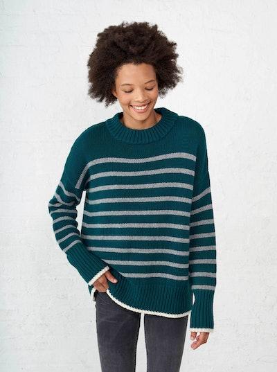 Marin Striped Sweater