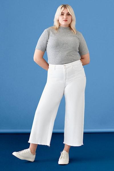 ICN Plus Wide-Leg Jeans