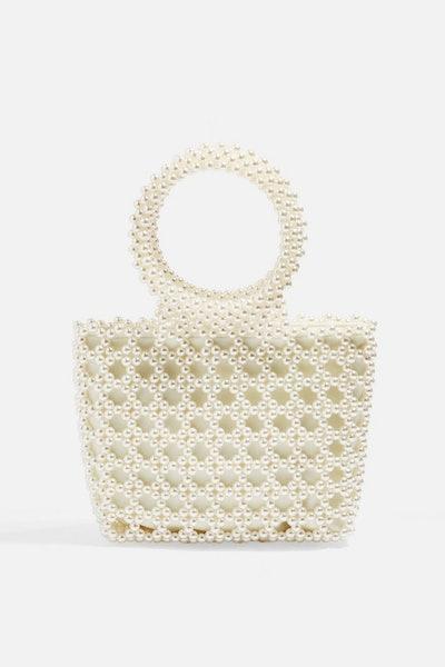 Peggie Pearl Tote Bag