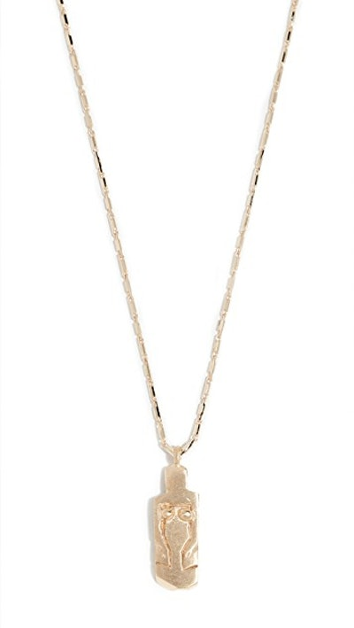 Lucy Folk Afterlife Pendant Necklace