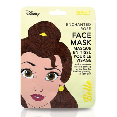 Mad Beauty Belle Rose Water Sheet Face Mask