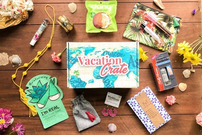 Vacation Crate Subscription Box