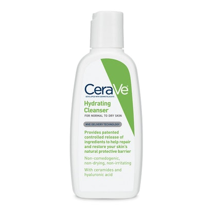 Travel Size Hydrating Face Cleanser for Normal to Dry Skin