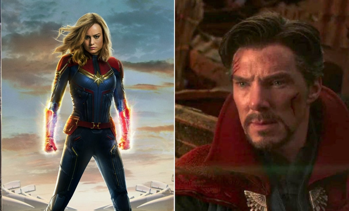 New 'Avengers: Endgame' Theories Explain Dr. Strange's Vision & Captain Marvel's Arrival