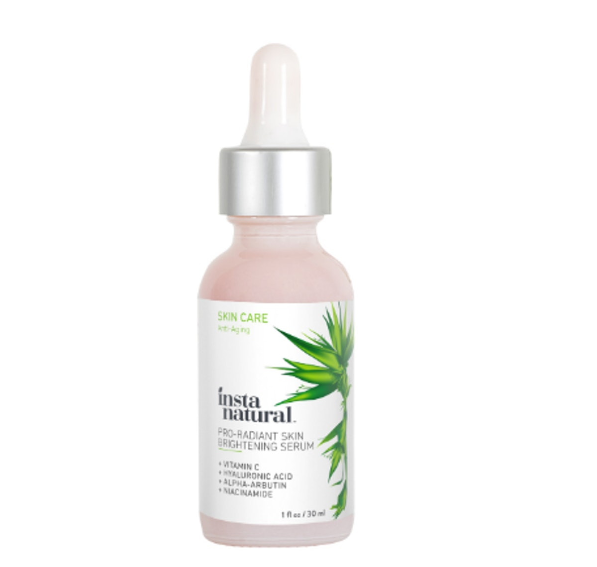 InstaNatural Skin Brightening Serum, 1 Oz