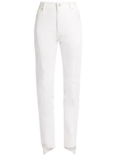 Reworked Straight-Leg Jeans