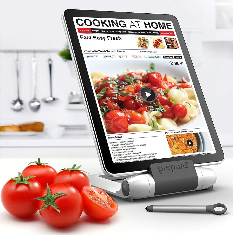 Prepara Phone and Tablet Recipe Stand