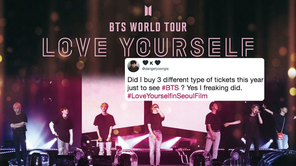 Love yourself in seoul movie
