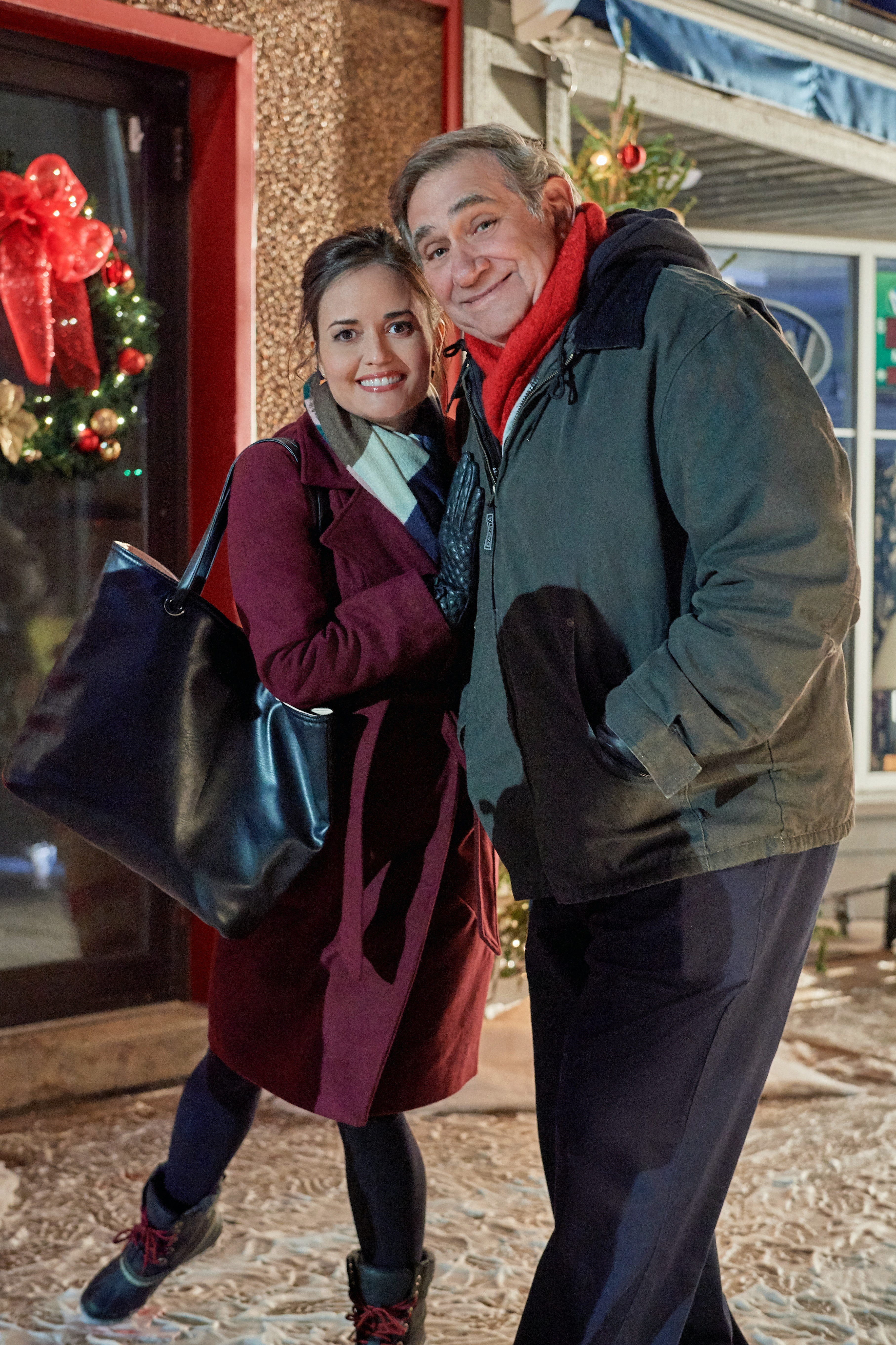 Christmas At Grand Valley.How Danica Mckellar Made Her Peace With Winnie Cooper Grew
