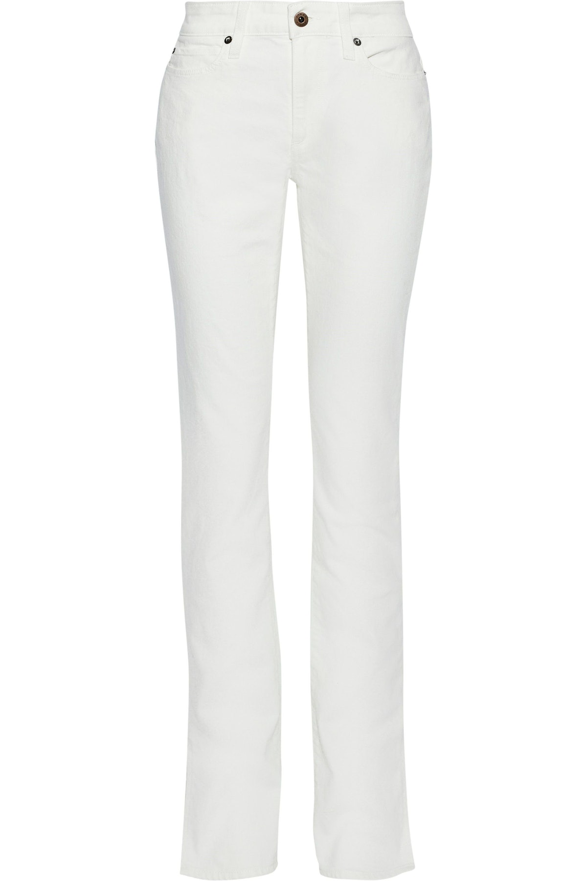 Lamere High-Rise Bootcut Jeans