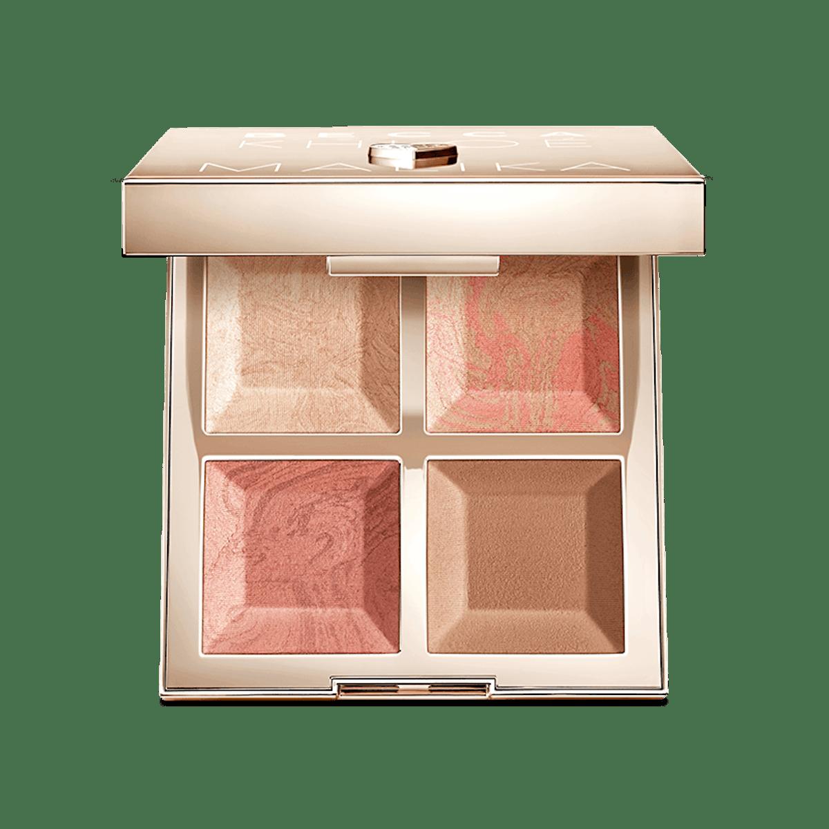 "BECCA x Khloé Kardashian & Malika Haqq Bronze, Blush & Glow Palette in ""Made With Love By Khloé"""