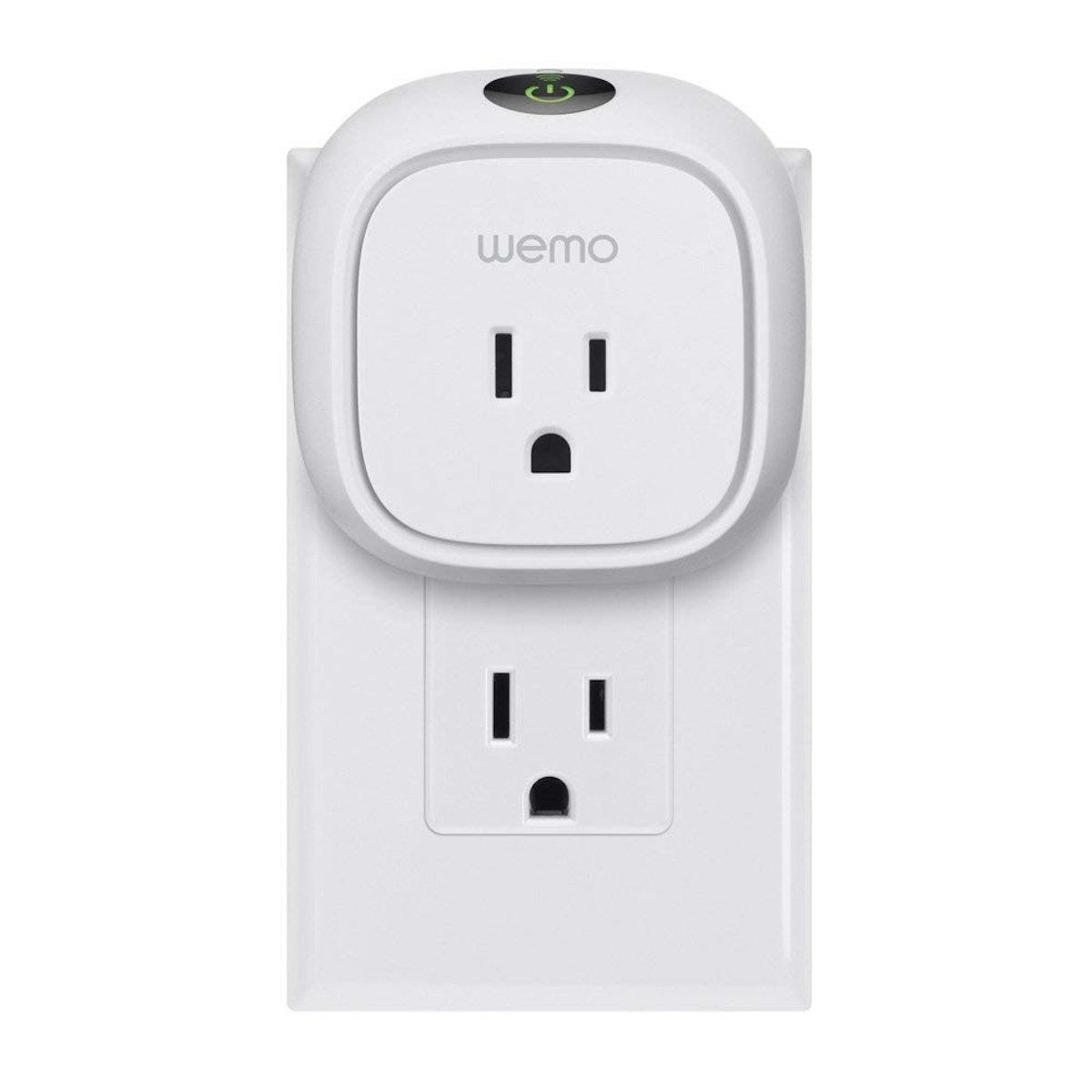 Belkin Wi-Fi WeMo Insight Smart Plug