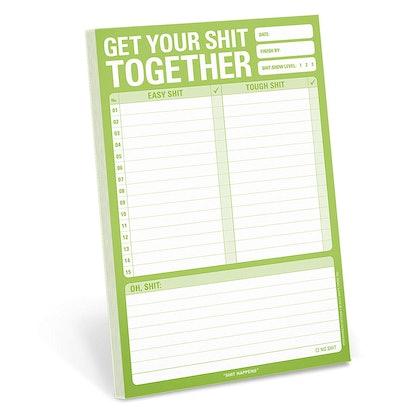 Knock Knock Notepad