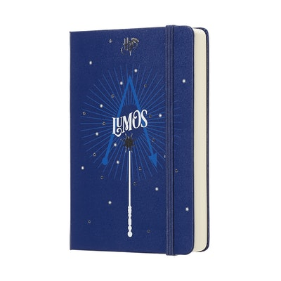 Harry Potter Limited Edition 12-Month Pocket Daily Planner - Lumos
