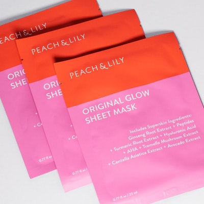 Original Glow Sheet Mask Set