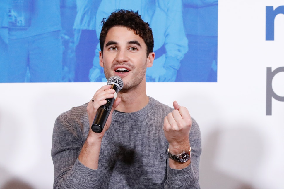 Darren Criss Wont Play Gay Characters Any Longer For A Truly Great Reason