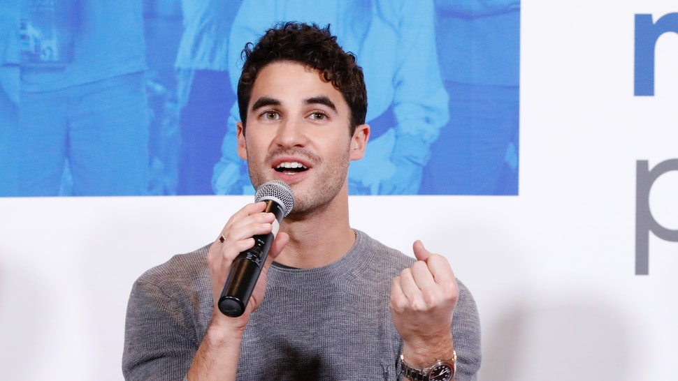 darren criss partner