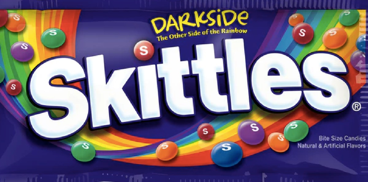 Skittles Darkside Candies Are Returning In January 2019 & The Flavor Lineup Is Mouthwatering