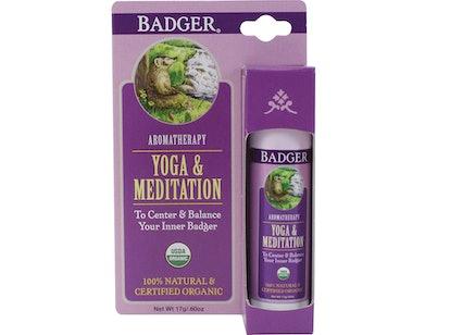 W.S. Badger Company Yoga & Meditation Balm