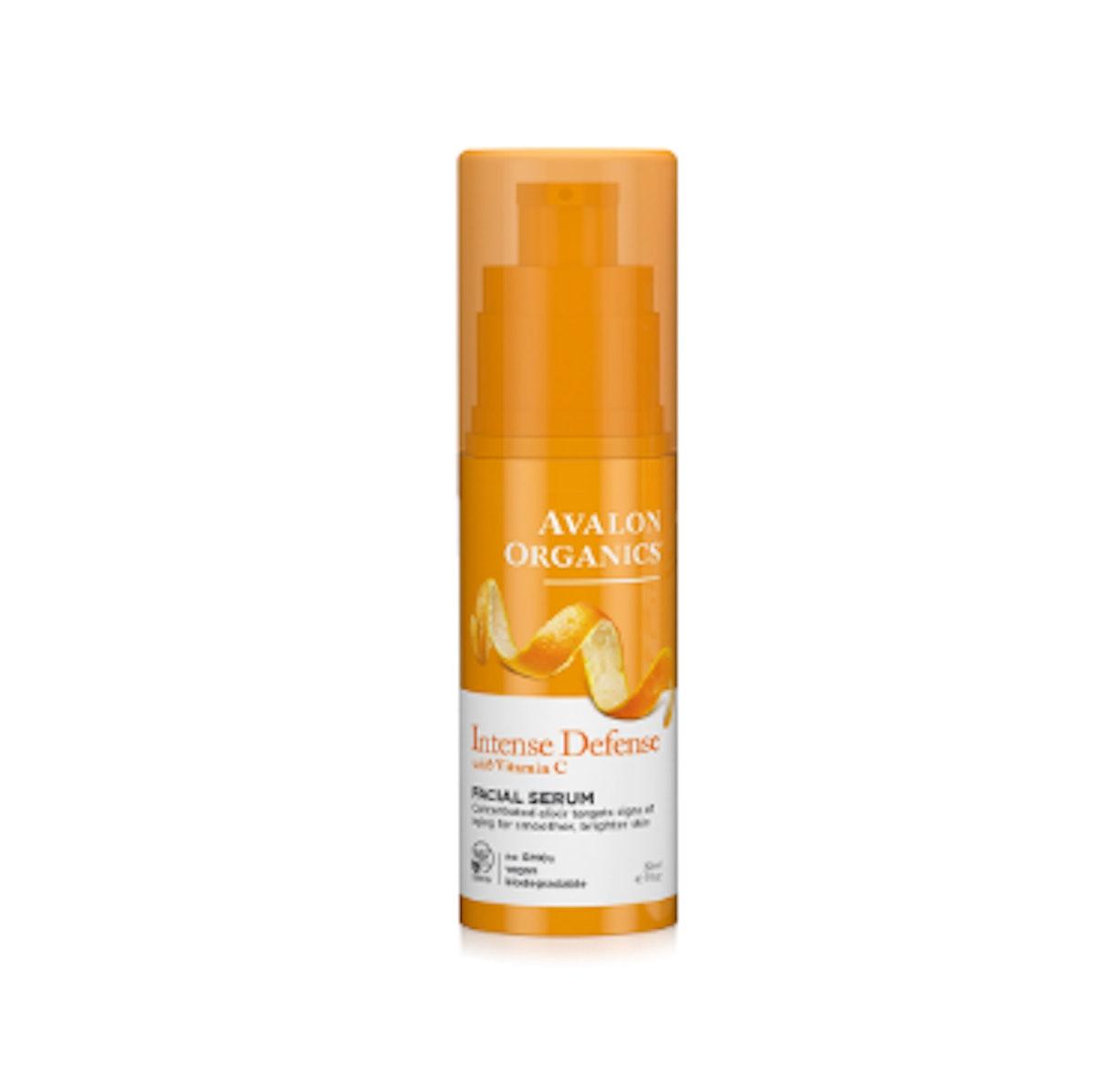 Avalon Organics Vitamin C Renewal Vitality Facial Serum, 1 Oz