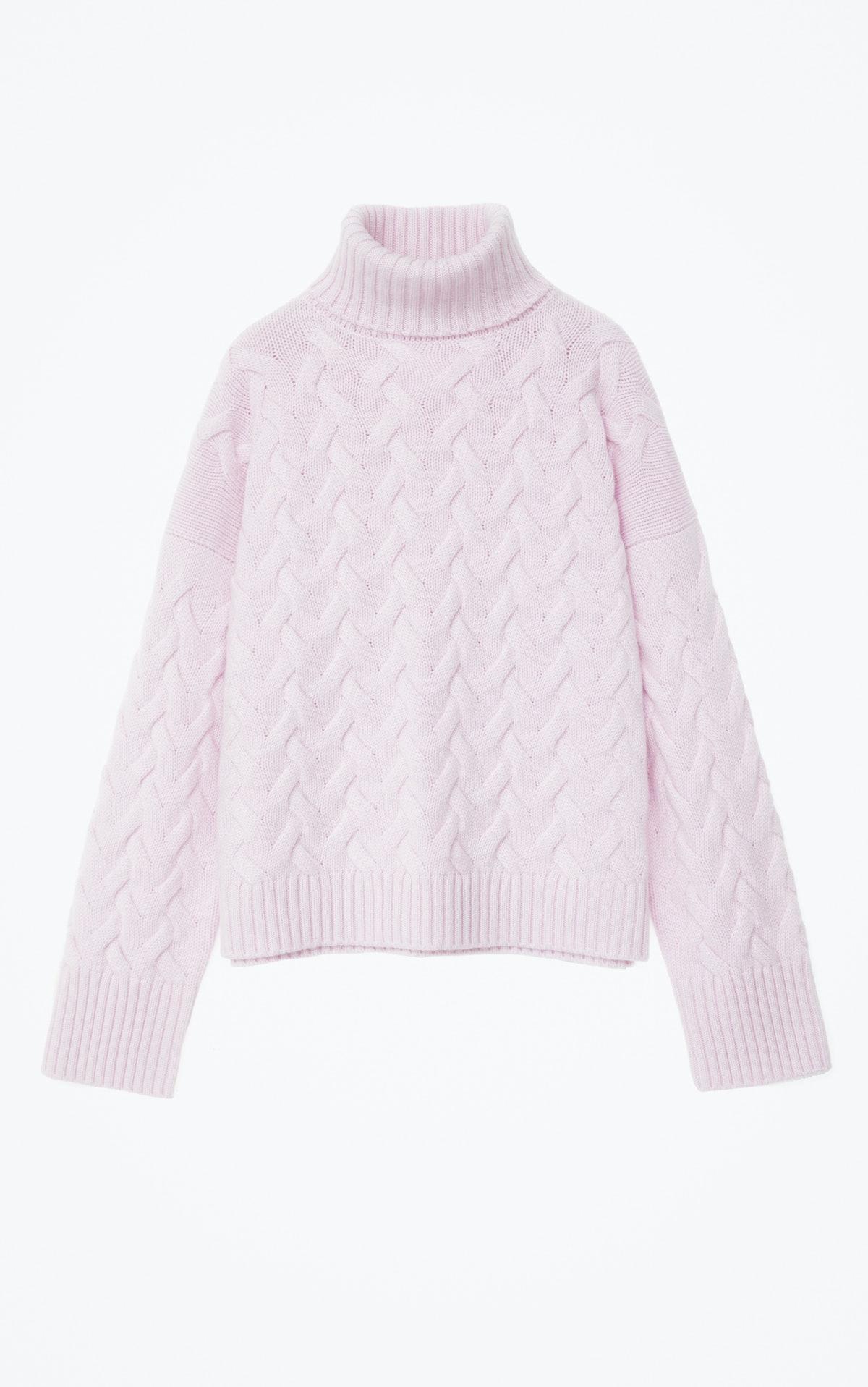 Cashmere Aspen Sweater