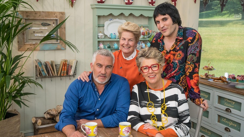 When Is 'The Great British Bake Off' 2018 Christmas ...