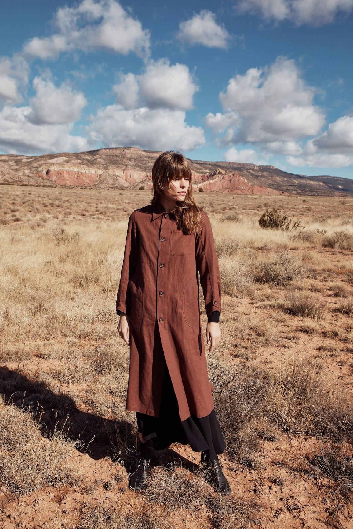 Christy Dawn Clara Coat