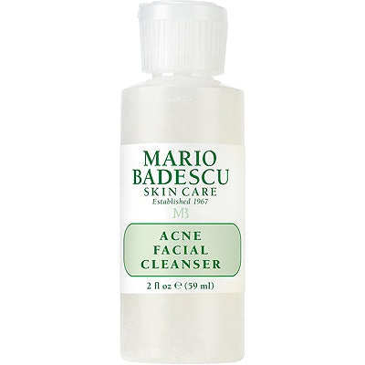 Travel Size Acne Facial Cleanser