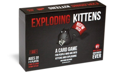 Exploding Kittens LLC NSFW Edition