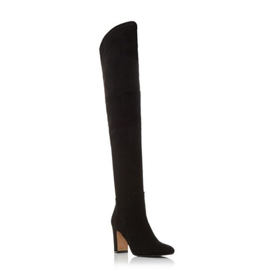 Sabel Round Toe Over The Knee Boot