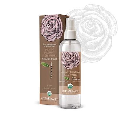 Alteya Organics Bulgarian Rose Water Toner