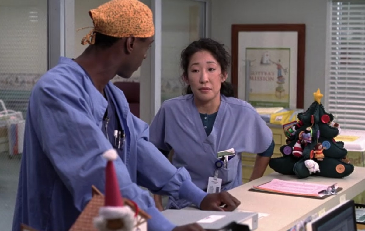 4 'Grey's Anatomy' Holiday Episodes To Watch With Your Person