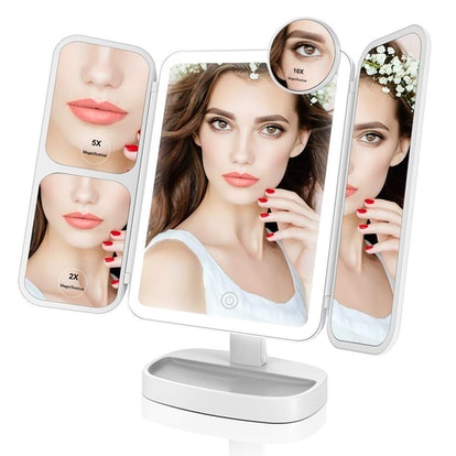 Easehold LED Makeup Mirror